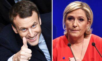 Emmanuel-Macron-Marine-Le-Pen
