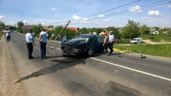 accident grav ratesti