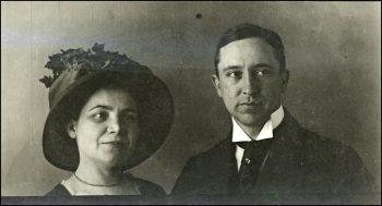 Otilia şi al doilea soţ, Bölöni Gyorgy