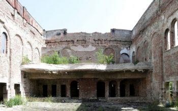 Palatul Culturii din Blaj înaintea renovării