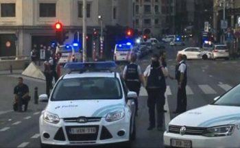 Explozie la Bruxelles