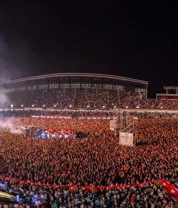 Untold pe Cluj Arena