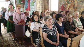 """Biserica ortodoxă """"Naşterea Sfântului Ioan Botezătorul"""" din Vetiş şi-a sărbătorit ocrotitorul"""