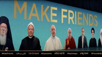 Poster al prieteniei