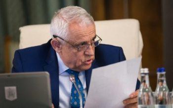 Ministrul Petre Daea