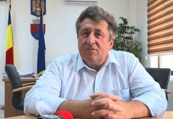 Primarul Grieb Csaba