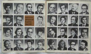 Imagini din albumul publicat în 1980