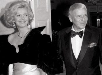 Frank şi Barbara Sinatra