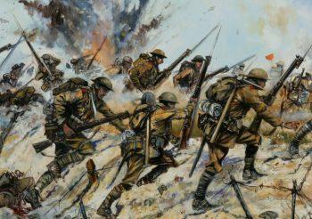 Pictură de război