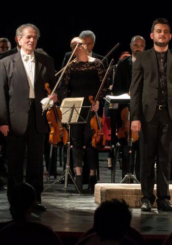 Alături de Daniel Podlovschi și de orchestră, în 12 aprilie la Carei