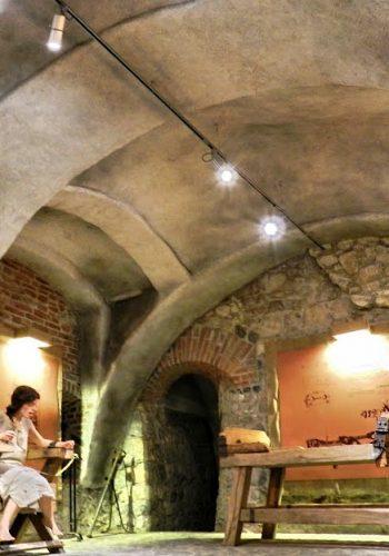 Castelul Corvinilor - Camera de tortură