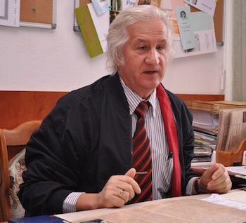 Poetul George Vulturescu