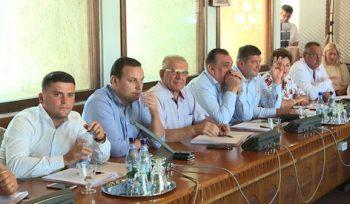 Sedinta de marti a Consiliului Judetean Satu Mare