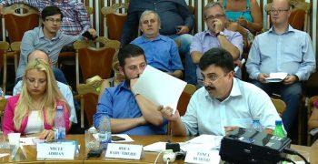 La şedinta de joi, Consiliul Local Satu Mare a aprobat 24 de proiecte