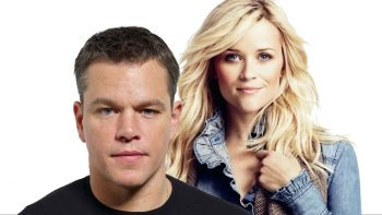 Matt Damon și Reese Witherspoon