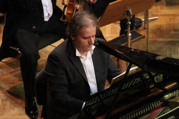 Josu de Solaun pe scena Filarmonicii
