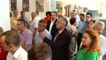Inaugurarea showroom-ului Lebada