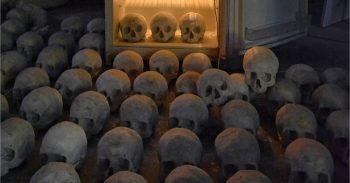 Instalaţia cu cranii