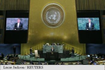 Klaus Iohannis, discurs în faţa Adunării Generale ONU