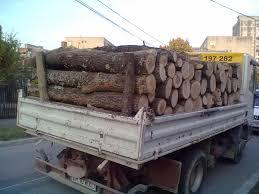 Transport lemne de foc