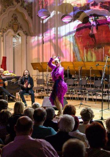 La Kati Quadro Flamenco