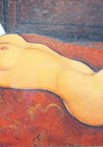 Nud de Modigliani