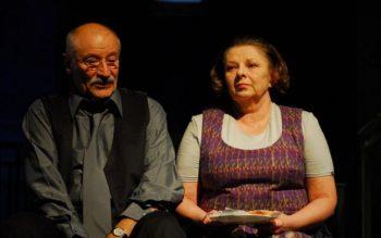 Victor Rebengiuc şi Mariana Mihuţ