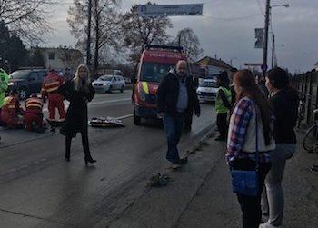 Accident grav pe strada Botizului