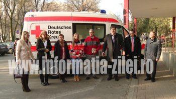 Donaţia vine din judeţul înfrăţit cu Satu Mare, Ostalbkreis din Landul Baden-Wurttemberg
