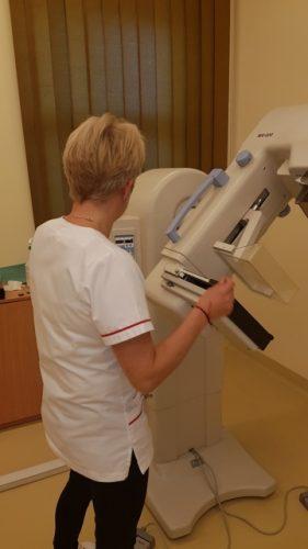 La Policlinica Veche se efectuează azi mamografii gratuite