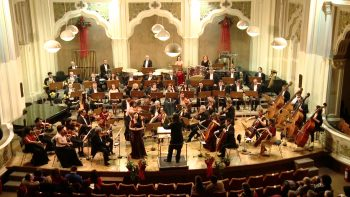 "Orchestra Filarmonicii ""Dinu LIpatti"""