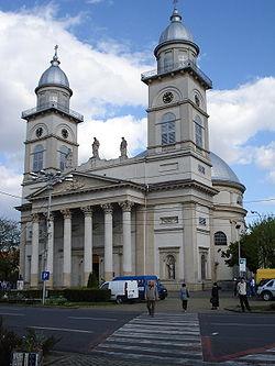 Catedrala Romano-Catolica Satu Mare