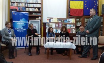 Lansare carte Satmarel