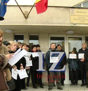 Protest ITM Satu Mare