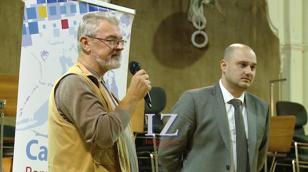 Alexandru Şimon şi Virgil Dragoş