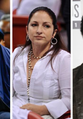 LL Cool J, Gloria Estefan, Lionel Richie