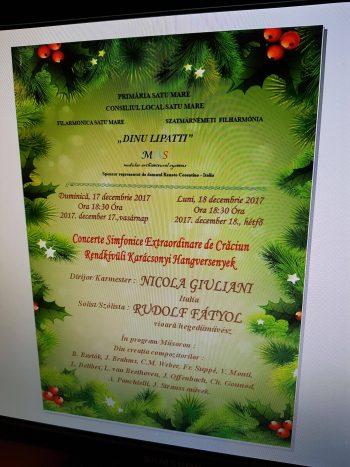 Concertul de Crăciun 2017