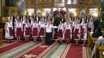 Concert excepţional de Crăciun susţinut de corurile Adagio şi Medieşana