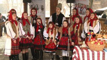 Plugusorul si sorcova, traditii dacice pastrate cu sfintenie la Satu Mare