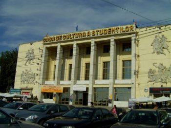Casa de Cultură a Studenţilor, Iaşi