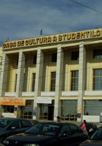 Casa de Cultură a Studenților, Iași