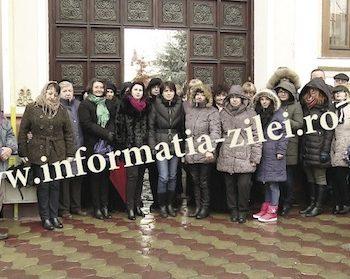 Angajatii Casei de Pensii Satu Mare protesteaza intre orele 9,00 - 11,00