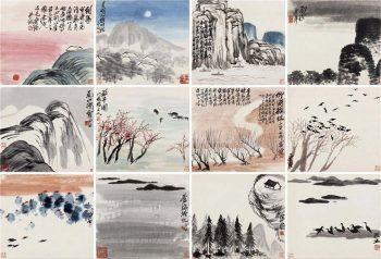 Lucrarea lui Qi Baishi