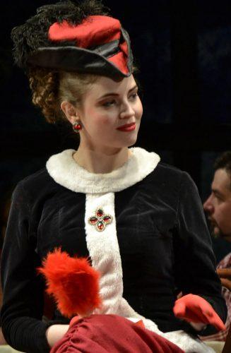 Soprana Livia Antal