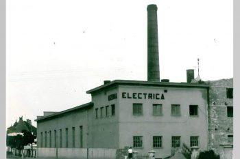 Uzina electrică în anii de glorie