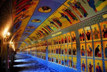 Tunelul sfinţilor