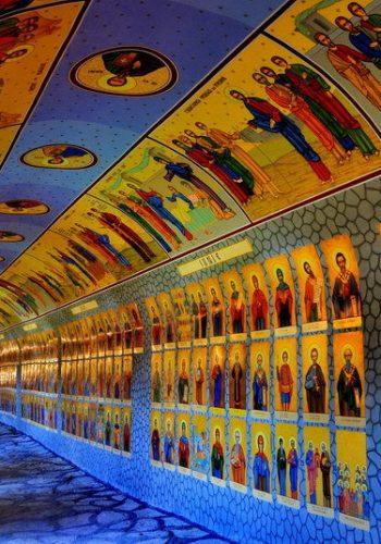 Tunelul sfinților