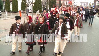 Negresti-festival traditii