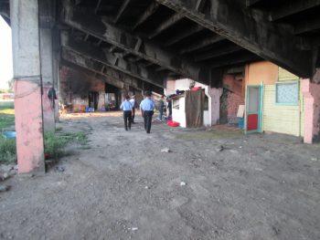 Crima la Stadionul UNIO