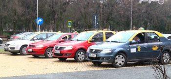 Statie de taxiuri in municipiul Satu Mare